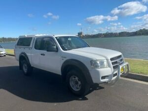 2008 FORD RANGER XL HI-RIDER MANUAL Five Dock Canada Bay Area Preview