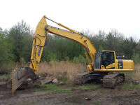 2014 Komatsu PC390LC-10 Excavator
