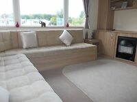 Static caravan fro sale on Mersea Island, Essex