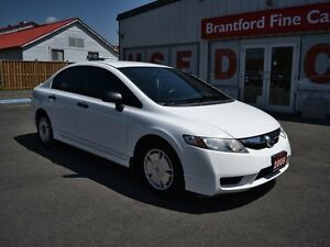 2009 Honda Civic DX-G 4dr Sedan