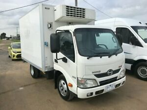 2013 Hino 300 REFIGERATED AUTO Cab Chassis 4.0l RWD Carrum Downs Frankston Area Preview