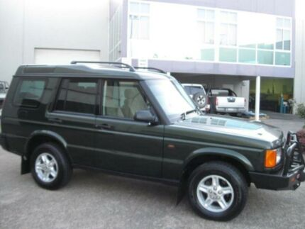 2002 Land Rover Discovery TD5 (4x4) Green 4 Speed Automatic 4x4 Wagon Penrith Penrith Area Preview