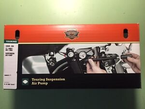 Harley Davidson Touring Suspension Air Pump (NEW)
