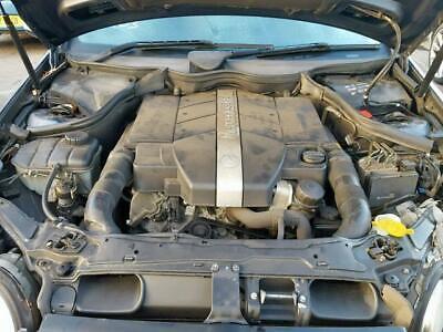 Orig. Mercedes Benz CLK 240 V6 W209 W203 Motor M112.912 112912 125 kW 170 PS