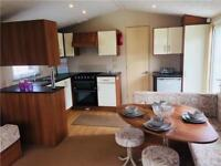 Willerby Sunset Beautiful 2 bedroom Caravan 30 minutes from Ipswich with heating