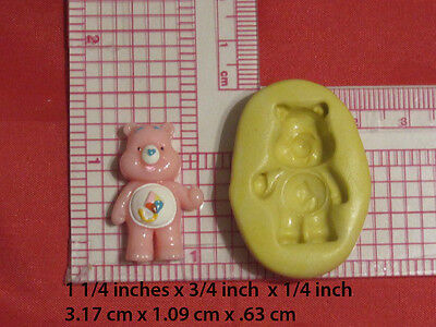 Best Bear Character Silicone Mold #63 For Chocolate Candy Resin Fimo Soap