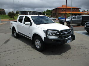 2016 Holden Colorado LS (4x4) Collie Collie Area Preview