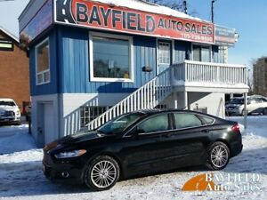 2013 Ford Fusion SE **2.0L Ecoboost/Leather/Remote Start**