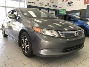 2012 Honda Civic Hybride-FULL-AUTOMATIQUE-MAGS-NAVIGATION