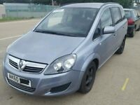 VAUXHALL ZAFIRA 1.6 PETROL 2006-2013 BREAKING FOR SPARES TEL 07814971951