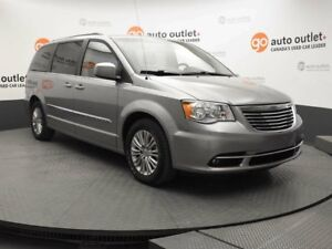 2016 Chrysler Town & Country TOURING-L CERTIFIED