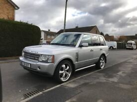 Range Rover HSE. LPG System fitted