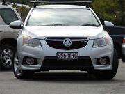 2011 Holden Cruze JH Series II MY11 SRi Silver 6 Speed Sports Automatic Sedan Moorooka Brisbane South West Preview