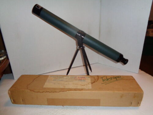Vintage Telescope 30 x 35 mm 1960