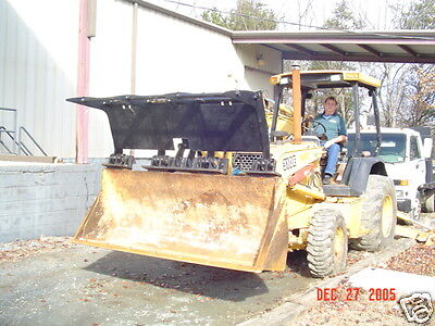 72 Backhoe Grapple New Usa Attachments