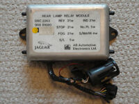 Jaguar, Rear Lamp Relay Module, XJ-6, 1988/89.