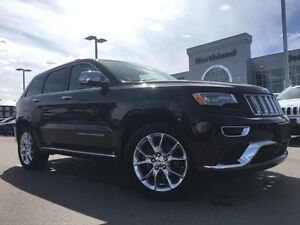 2014 Jeep Grand Cherokee Summit 3.0L V6 Turbo Diesel 8 Speed