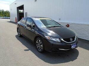 2013 Honda Civic EX (Protection Pkg.)