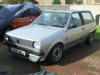 1990 vw polo mk2 county 3 owners 45k miles