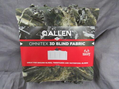 Allen Omnitex 3D Leafy RealTree MAX-5 Camo 12