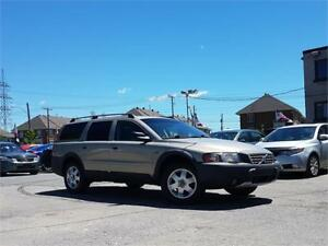 2004 Volvo XC70/AUTO/4X4/CUIR/AC/MAGS/CRUISE/TOIT/4CYL!!!!