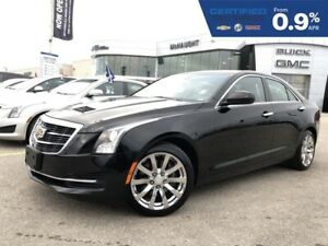 2017 Cadillac ATS Sedan 2.0L Turbo AWD | Cadillac CUE | Sunroof