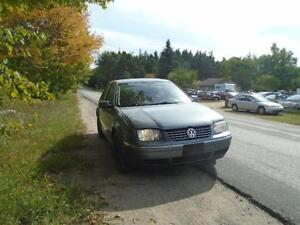 2007 Volkswagen Jetta City - Certified and E-tested