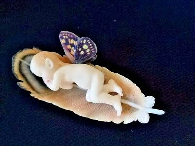 Butterfly Fairies Country Artists Fairy Precious Dreams NEW in BOX
