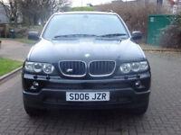 BMW X5 3.0 D SPORT 5d AUTO 215 BHP FULL BLACK LEATHER INETRIOR FULL SERVICE HISTORY