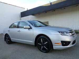 2010 Ford Fusion SE SPORT--ONE OWNER--6 SPEED--ONLY 105,000KM