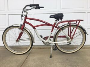 Rare Tim Horton's 40th Anniversary Schwinn  Cruiser Bike