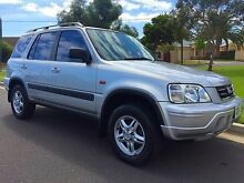 1998 Honda CR-V 4WD Silver 5 Speed Manual Wagon North Brighton Holdfast Bay Preview