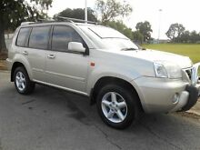 2002 Nissan X-Trail T30 TI (4x4) Gold 5 Speed Manual Wagon Nailsworth Prospect Area Preview