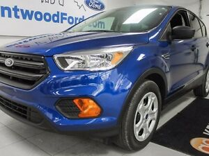 2017 Ford Escape S- In such a magnificent blue