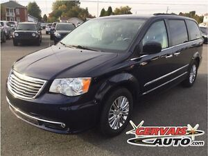 Chrysler Town & Country Touring-L Navigation DVD Cuir Toit Ouvra