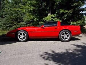 1986 Chevrolet Corvette Coupé (2 portes)