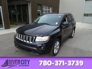 2011 Jeep Compass AWD LIMITED Leather,  Heated Seats,  Sunroof,