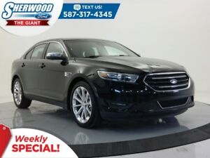 2017 Ford Taurus Limited AWD - Leather, Remote Start, Navigation
