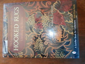 Books-Hooked Rugs - Unrolling the Secrets - Jessie A Turbayne