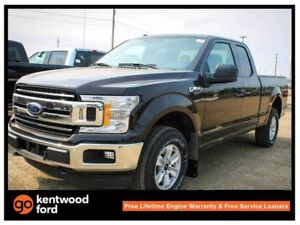 2018 Ford F-150 XLT 300A 3.3L 6-SPD auto 4x4 supercab, cruise co