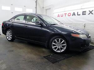 2008 Acura TSX NAVIGATION CUIR TOIT OUVRANT MAGS