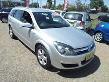 2005 Holden Astra AH CDX Silver 4 Speed Automatic Wagon Sylvania Sutherland Area Preview