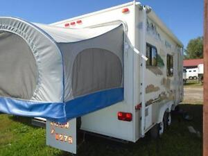 "2009 Kodiak 69313c RV Hybrid Style 16'6"" Closed - 24' Open London Ontario image 4"