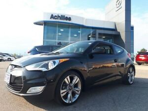 2013 Hyundai Veloster Auto, Panoramic Roof, Leathere