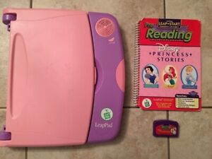 Leap Frog LeapPad Learning System  (2)