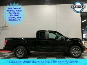 2018 Ford F-150 4X4,Extended Cab, XL, Brand New