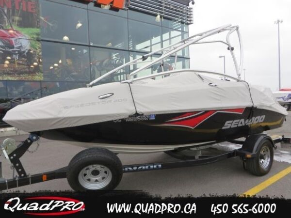 Used 2006 Sea Doo/BRP SPEEDSTER 200 WAKE 430