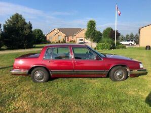 1988 Buick Park Avenue for Sale