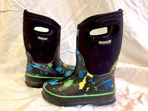 Bogs boots - kids size 9