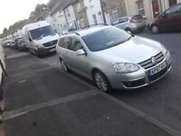 Vw golf 2008 sportline 2.0 tdi dsg